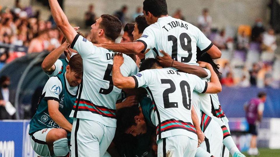 Portugal está na final do Euro...