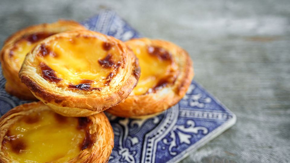 Portugal pastéis