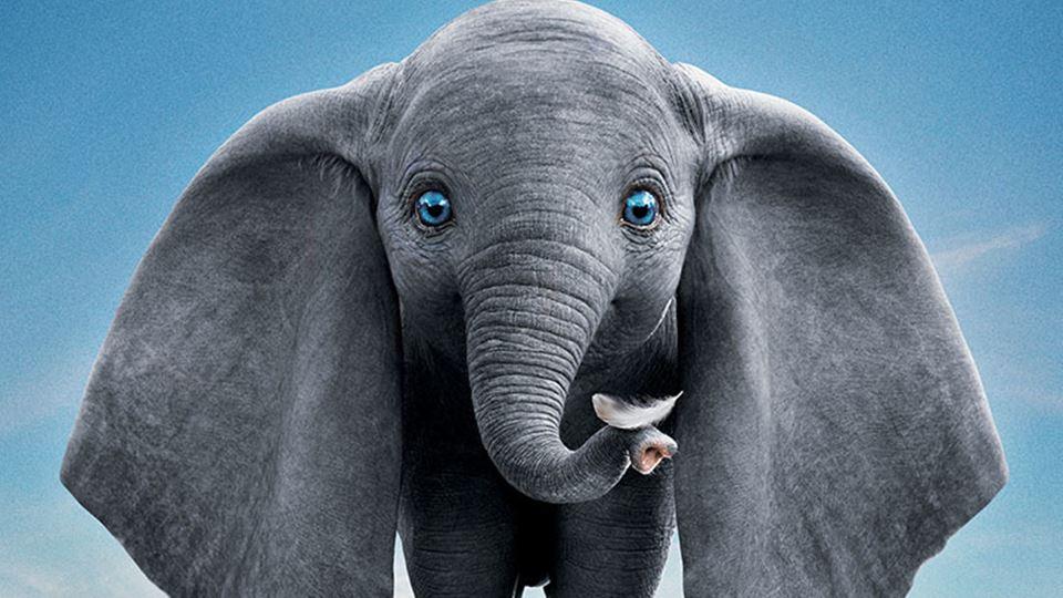 Vê aqui o trailer de Dumbo de ...