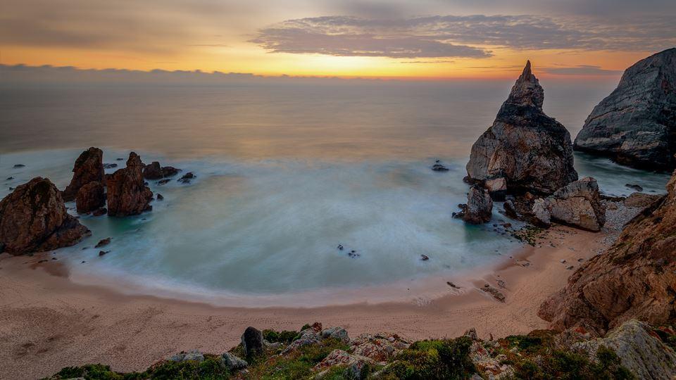 O top 5 das praias portuguesas...