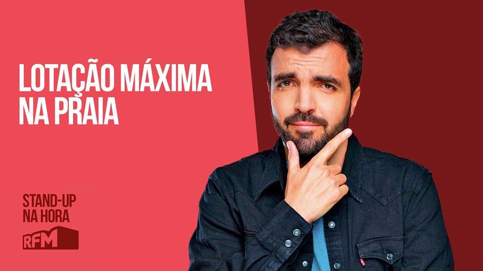 Salvador Martinha: lotação máx...