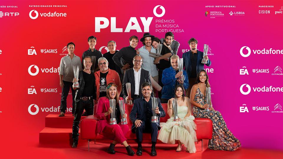 Vencedores de Prémos Play 2020