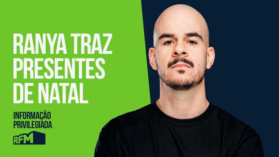 Luís Franco-Bastos: Ranya traz...