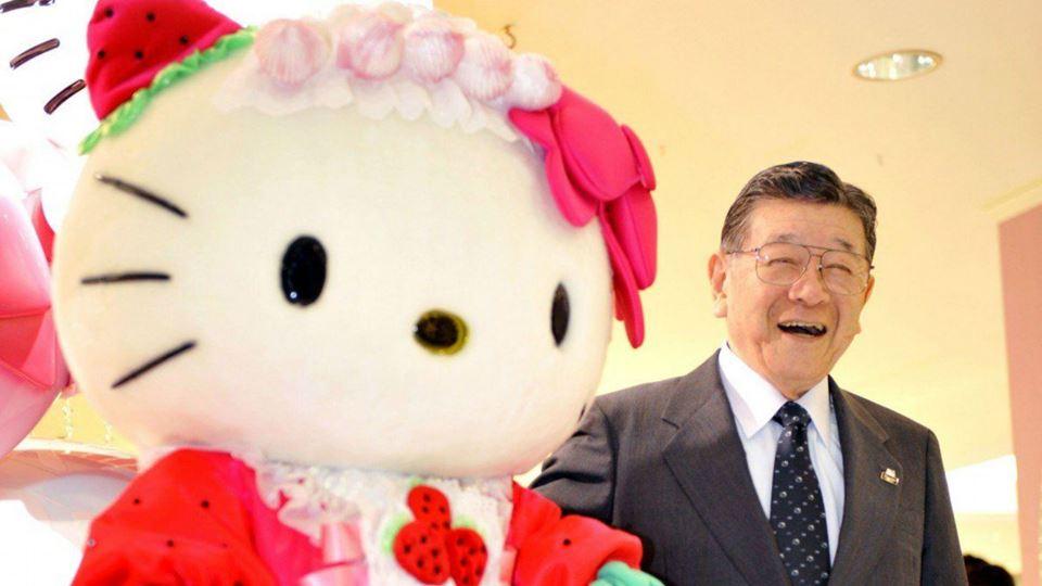 Hello Kitty sofre mudança inéd...