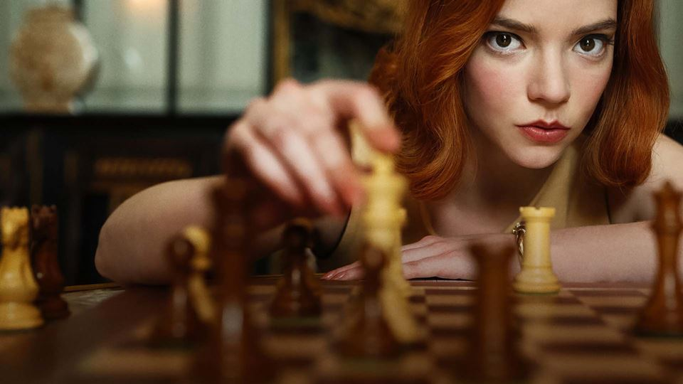 """""""The Queen's Gambit"""": o Forres..."""