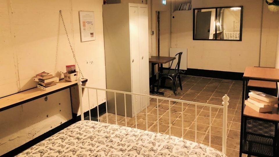 quarto bunker 1
