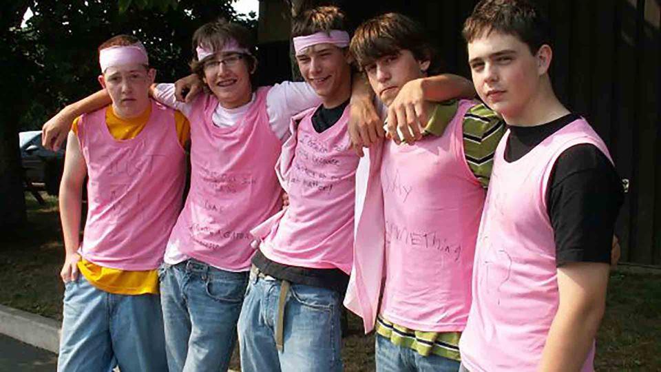 O dia cor-de-rosa nasceu para ...