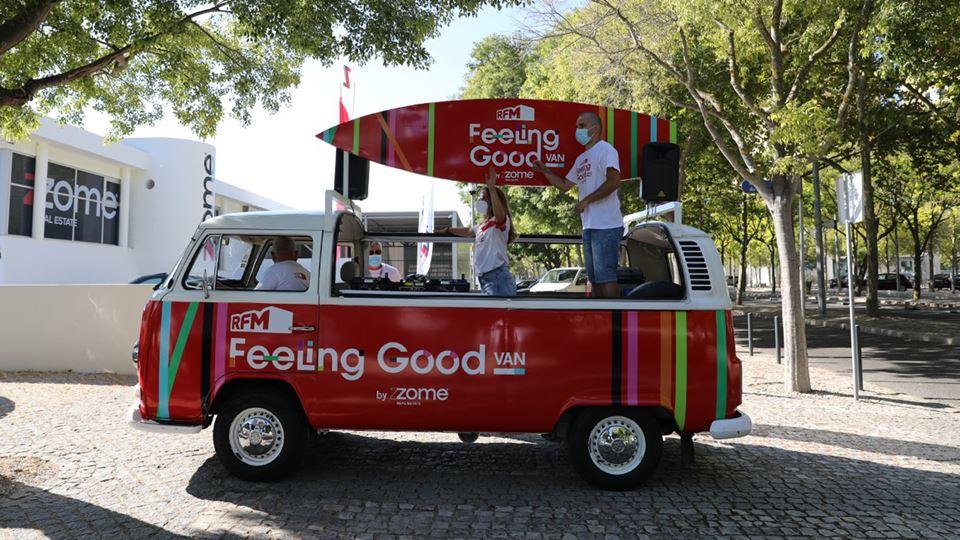 RFM Feeling Good Van by ZOME e...
