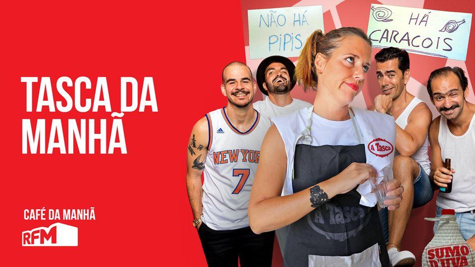 RFM - A TASCA DA MANHÃ - RESTA...