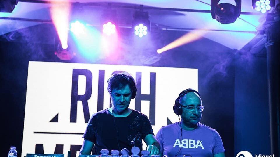 Rich & Mendes no North Music Festival 2019