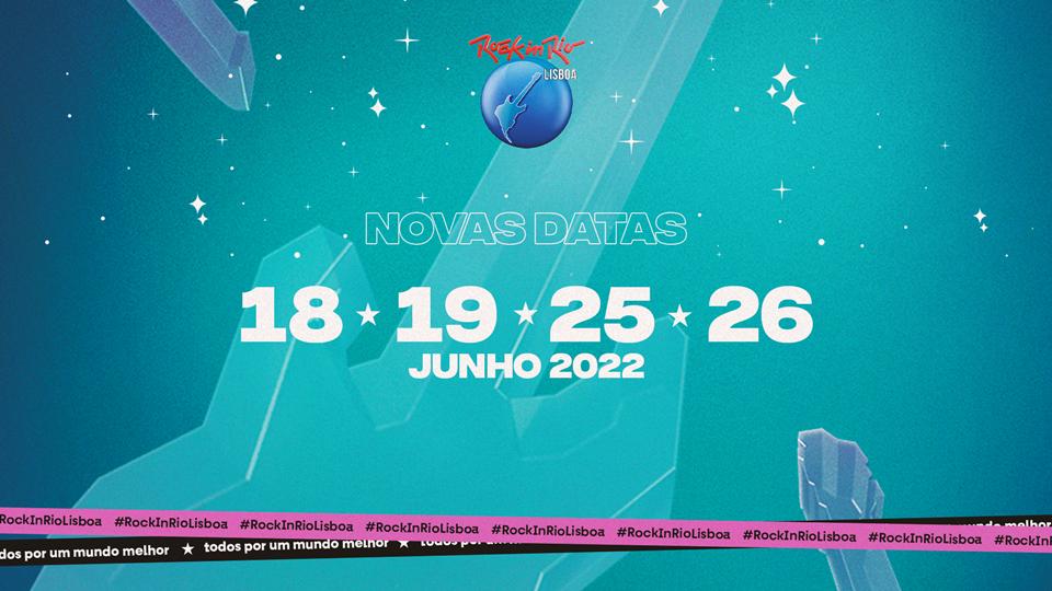 Rock in Rio - Lisboa 2022