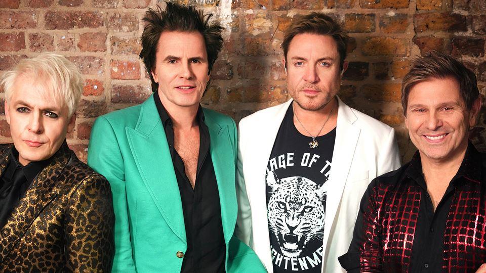 Duran Duran 27 de Junho Rock in Rio Lisboa