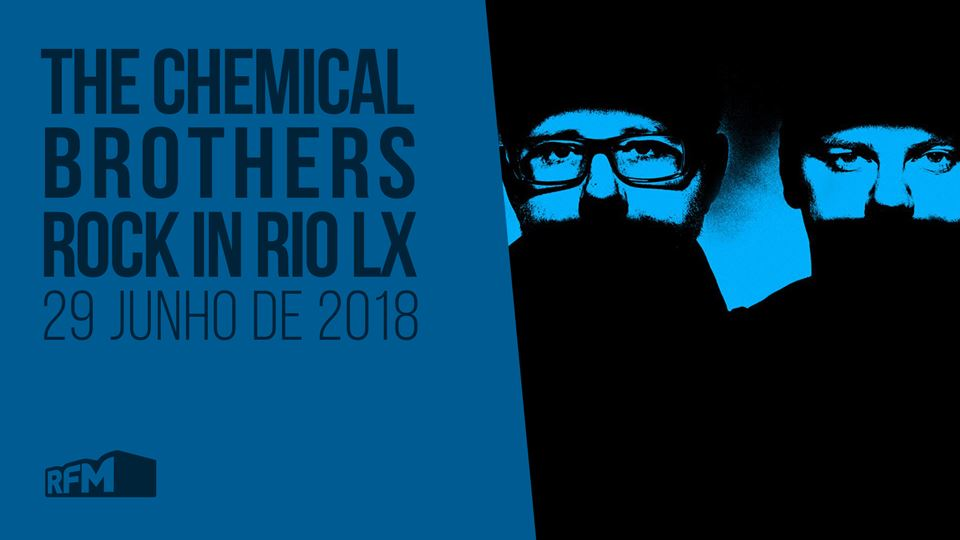 Rock in Rio Lx The Chemical Br...