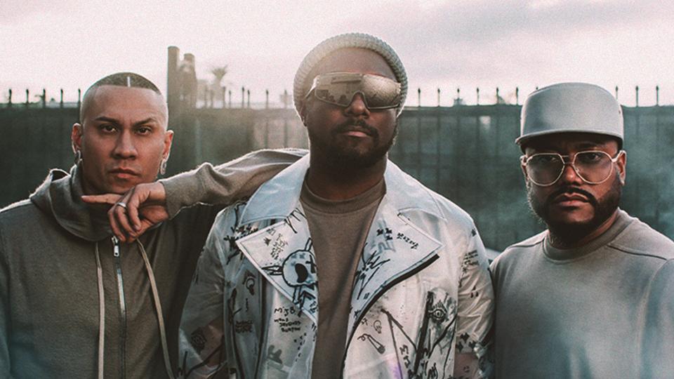 Black Eyed Peas no Rock in Rio Lisboa 2022