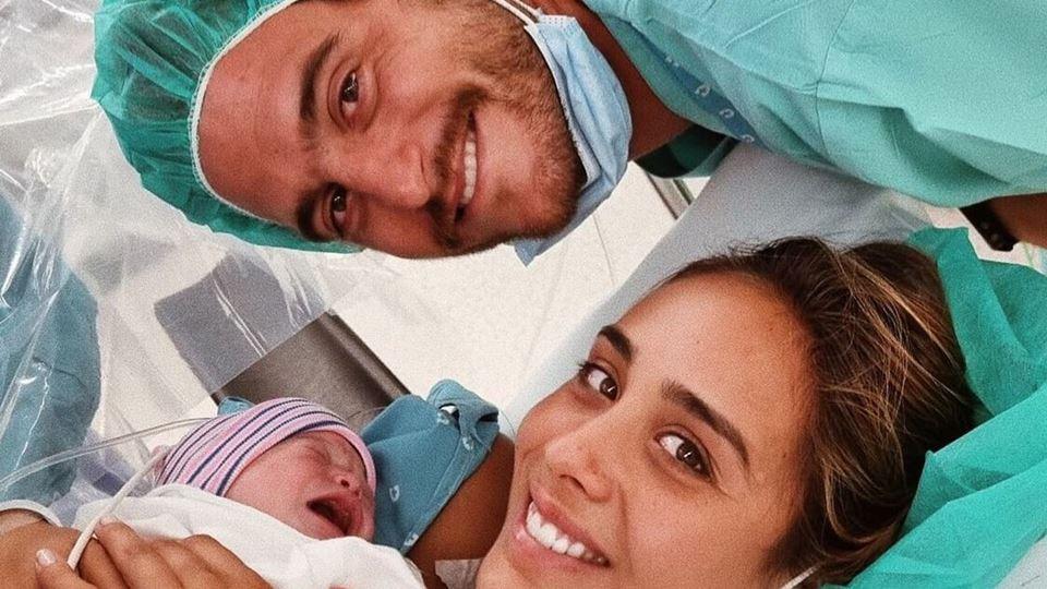 Já nasceu a bebé de Tiago Teot...