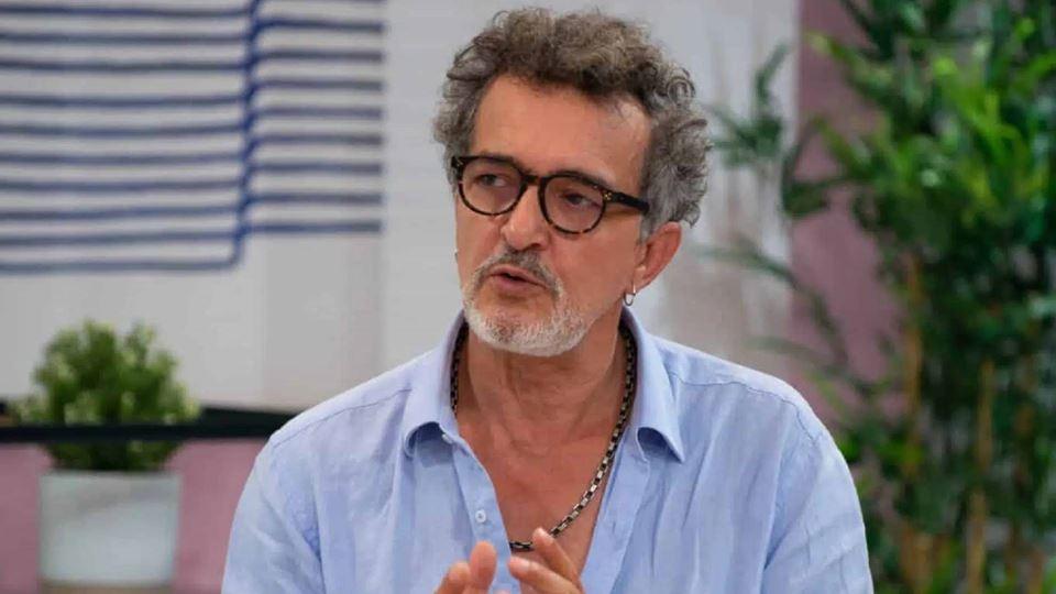 Rogério Samora está há um mês ...