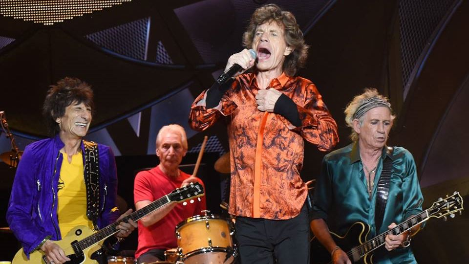 Rolling Stones 2015