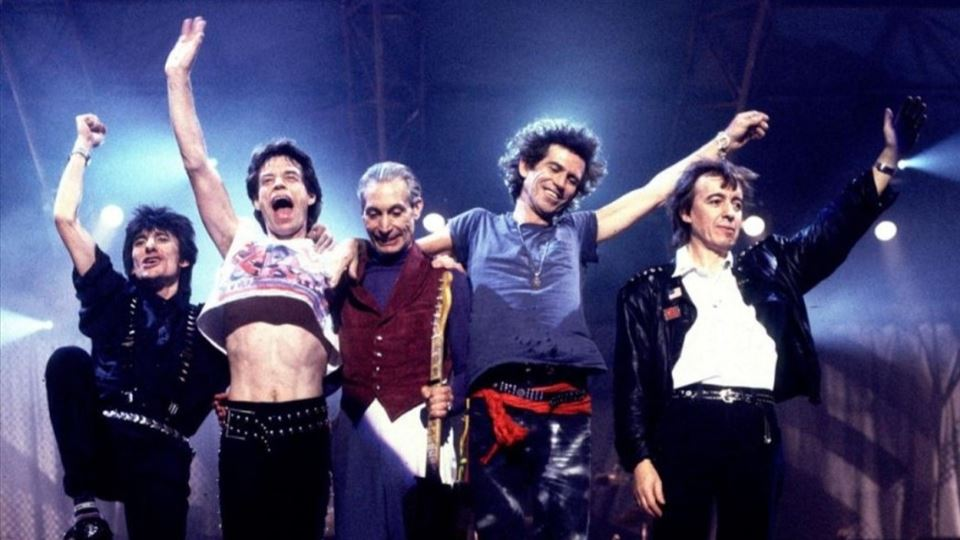 Rolling Stones 1990