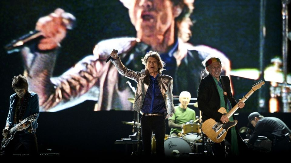 Rolling Stones Rock in Rio Lisboa 2014