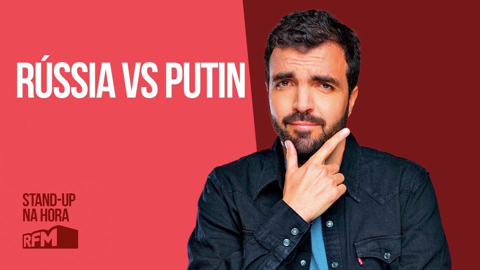 Salvador Martinha: Rússia vs P...
