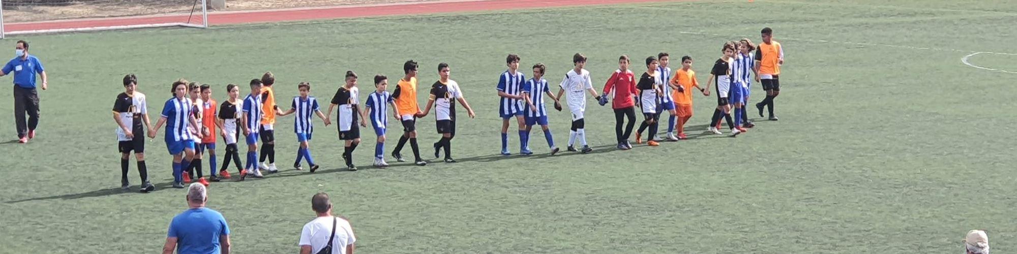 Em Santarém, pais desentendem-se em jogo de futebol e filhos dão uma lição