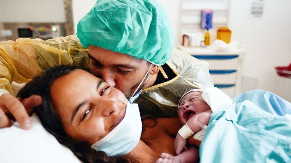 Já nasceu o bebé de Sara Matos...