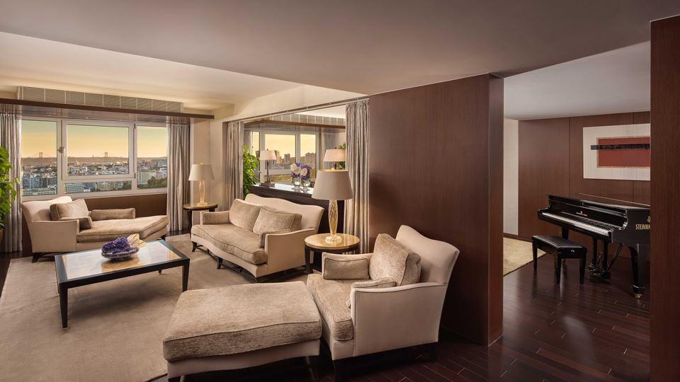 Sheraton Lisboa Hotel & Spa  - Suite Presidencial