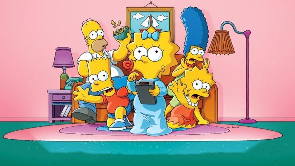 """""""Os Simpsons"""" previram a invas..."""