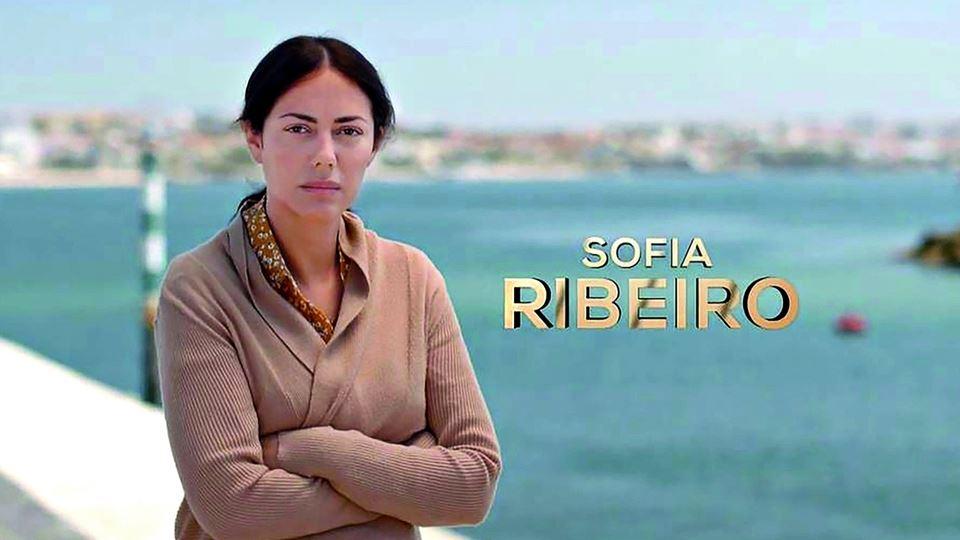 """Sofia Ribeiro -  Celia em """"Amar Demais"""""""