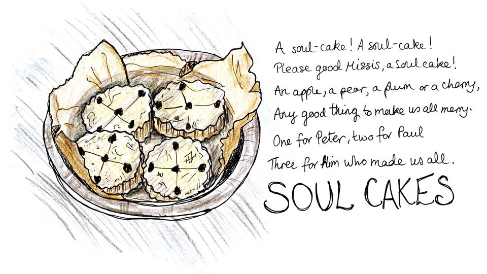 Soul Cake e letra