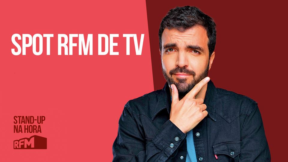 Salvador Martinha: Spot RFM de TV