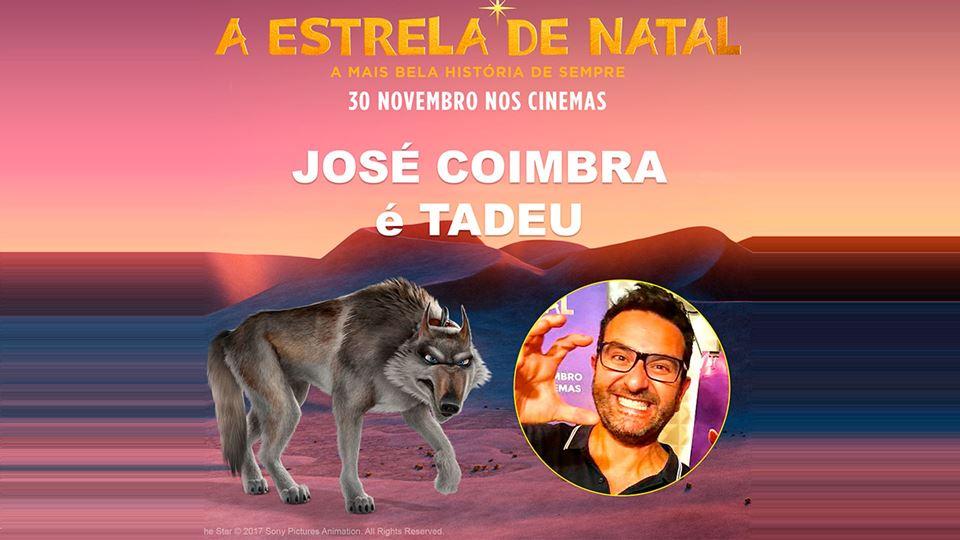José Coimbra é Tadeu em A Estrela de Natal