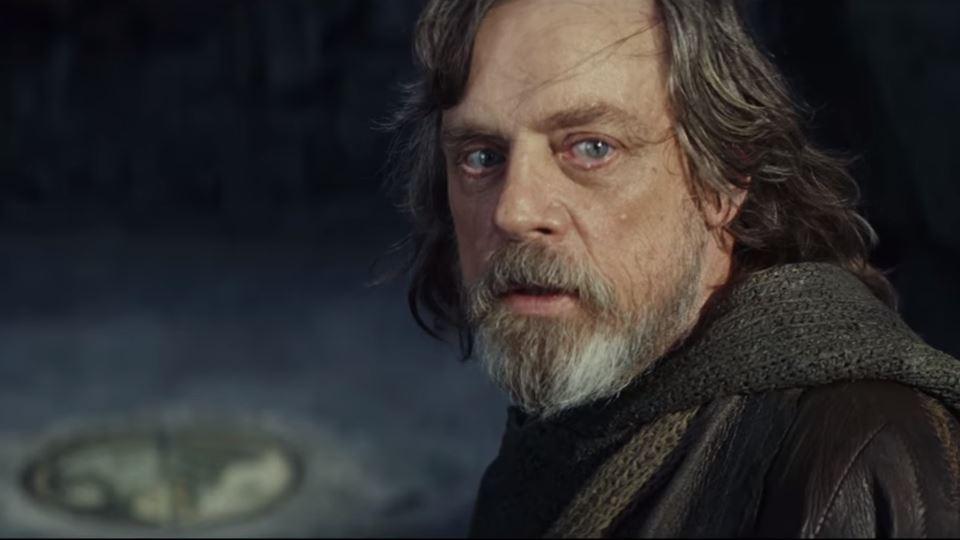 Está aí o Último Jedi - Star Wars
