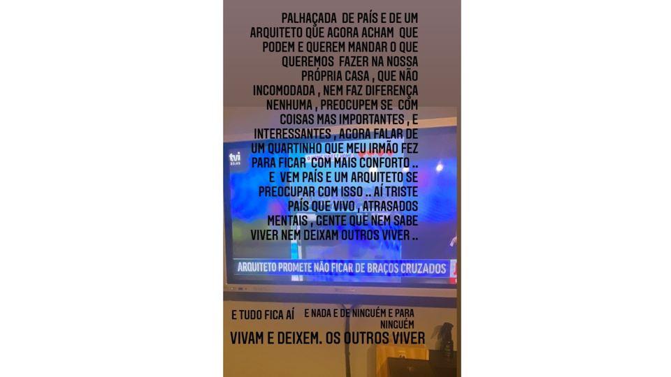 Story de Elma Aveiro