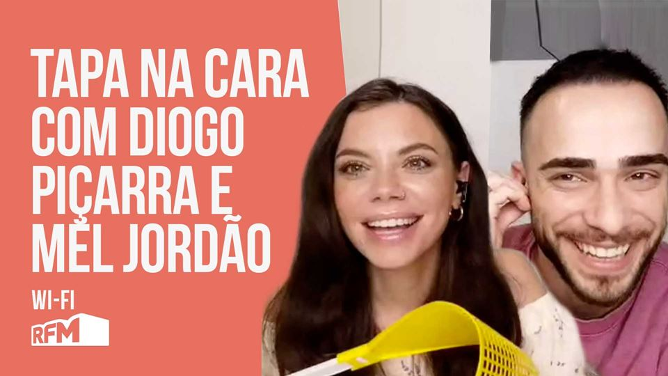 Tapa na Cara com Diogo Piçarra...
