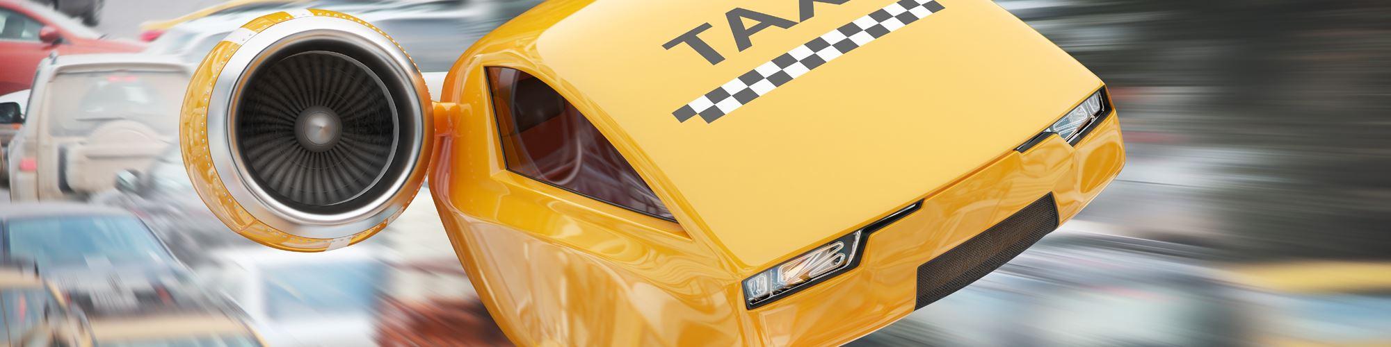 O que podemos esperar para 2024? Táxis voadores e aeroportos no topo dos prédios