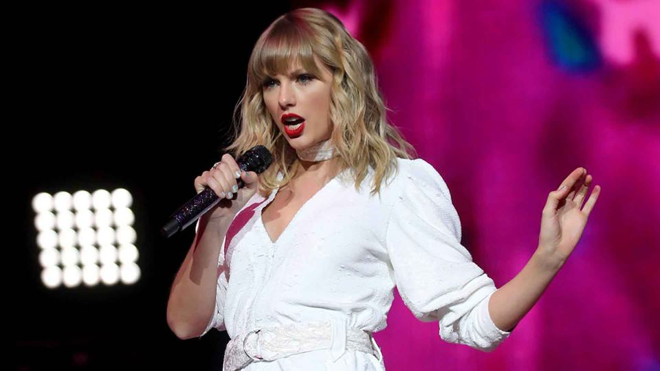 Taylor Swift arrasa Netflix, a...