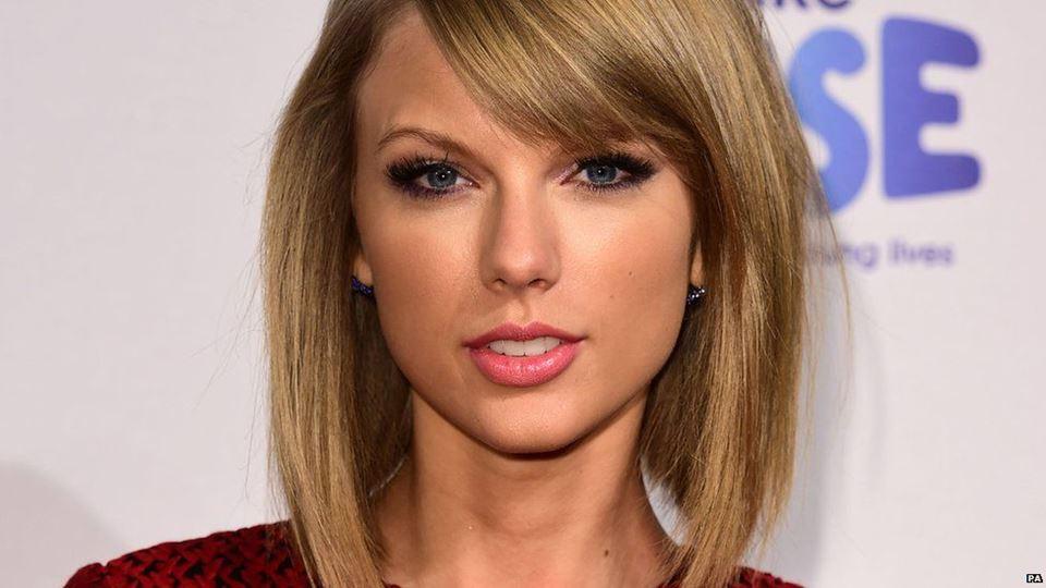 Taylor Swift processada por pl...