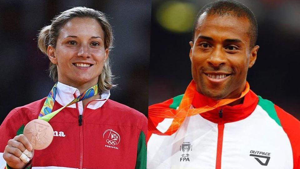 Jogos Olímpicos: Telma Monteir...