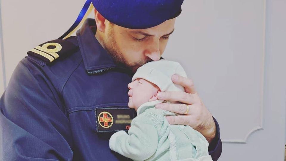 Militar português viu a filha ...