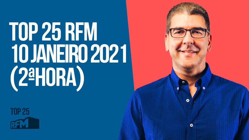TOP 25 RFM - 10 DE JANEIRO DE ...
