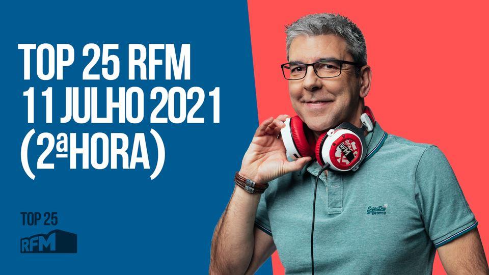 TOP 25 RFM 11 JULHO DE 2021 - ...