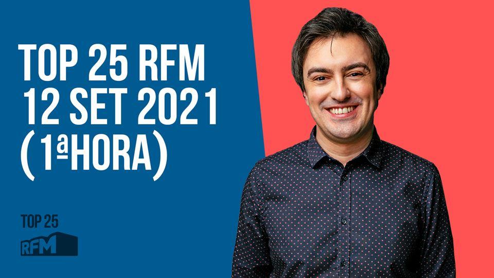 TOP 25 RFM 12 SETEMBRO DE 2021...