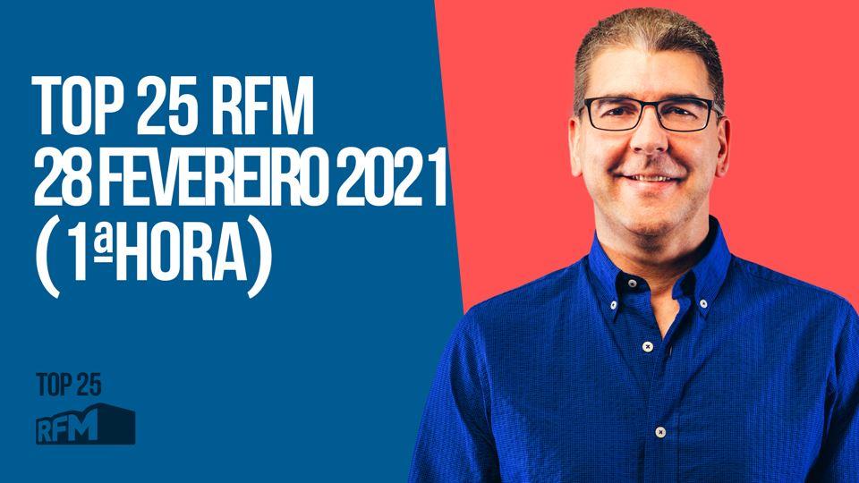 TOP 25 RFM - 28 DE FEVEREIRO D...
