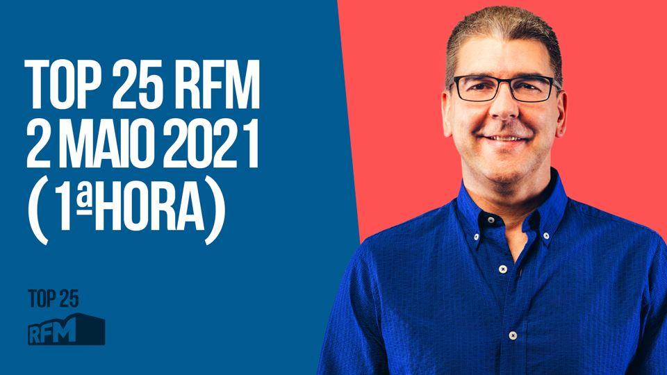 TOP 25 RFM - 2 DE MAIO DE 2021...