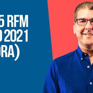 TOP 25 RFM - 2 DE MAIO DE 2021 - 2ª HORA
