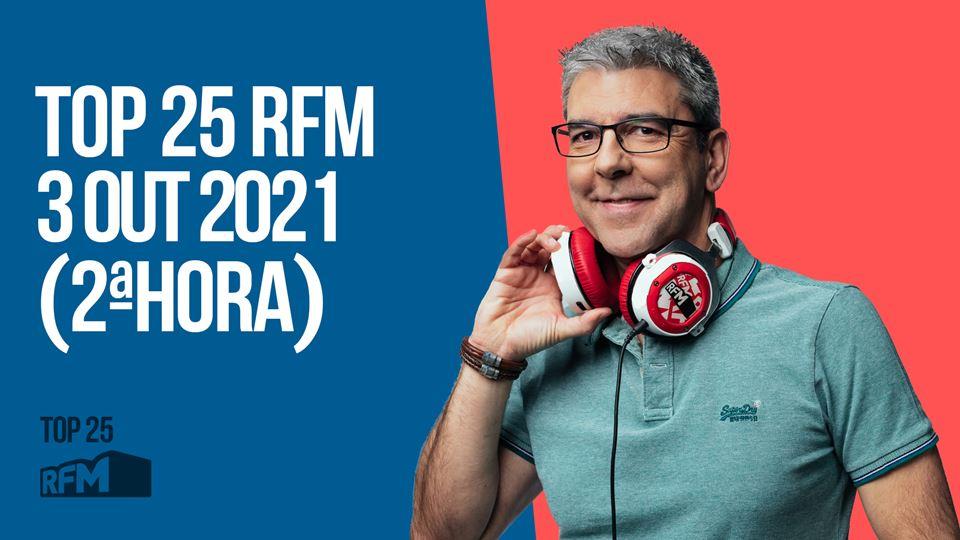 TOP 25 RFM 03 OUTUBRO DE 2021 ...
