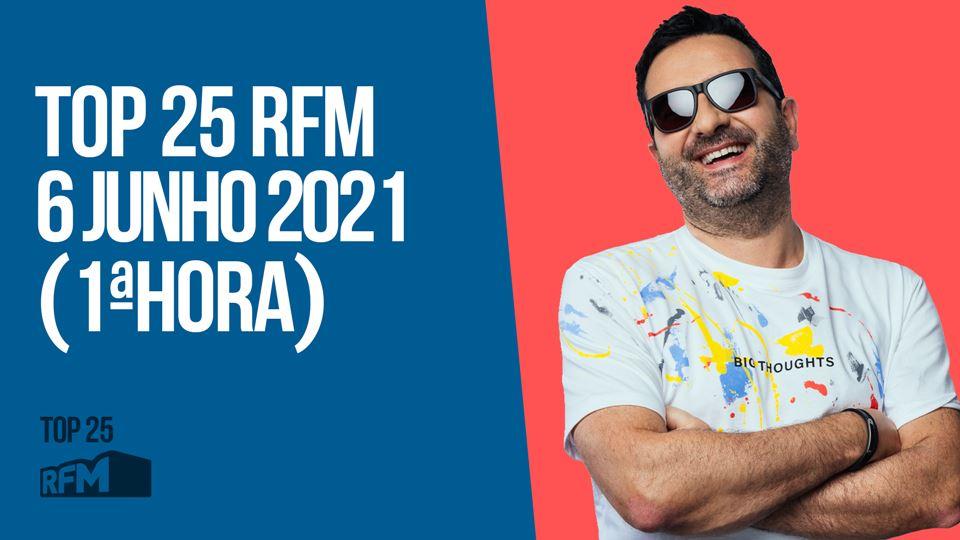 TOP 25 RFM - 06 DE JUNHO DE 20...