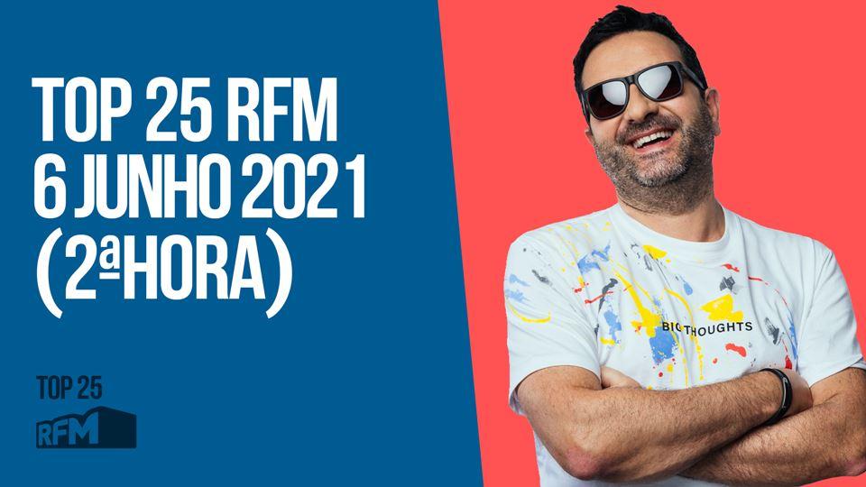 TOP 25 RFM - 6 DE JUNHO DE 202...