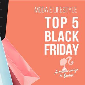 Barbie - dicas para a Black Friday